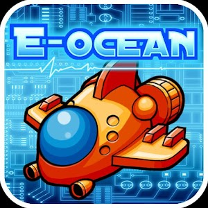 E-Ocean – Submarine Robot Wars for PC and MAC