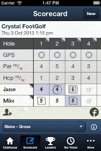 Crystal FootGolf- screenshot thumbnail