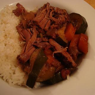 Italian Beef Ragout
