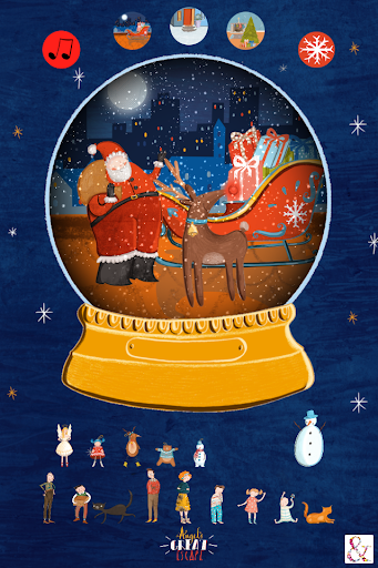 Snow Globe: A Christmas Treat