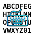 Transparent Keyboard logo