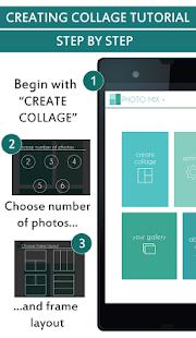 Photo Mix + Photo Collage