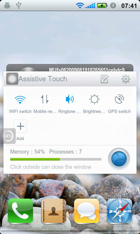Touch Me - Assistive Touch - screenshot