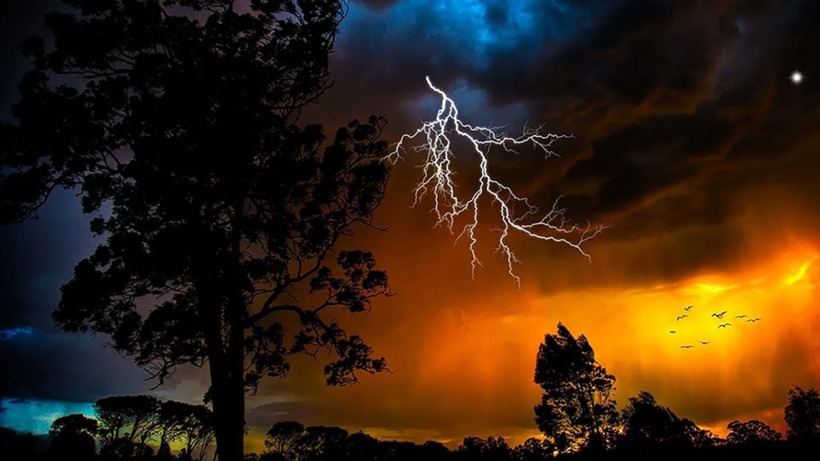 thunderstorm live wallpaper android apps on google play