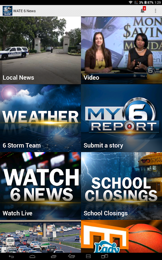 WATE 6 News - screenshot
