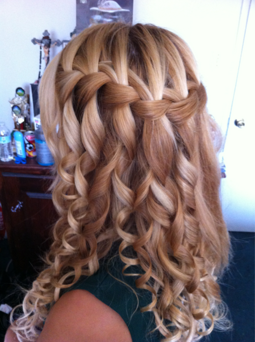 Braid Hair Styles - screenshot