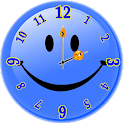 Smiley Analog Clock icon