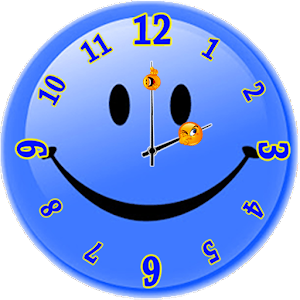 Smiley Analog Clock - Android Apps on Google Play