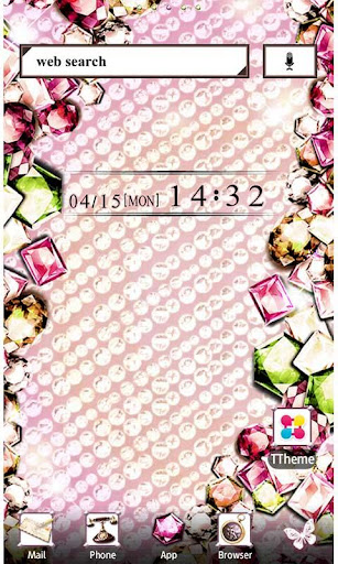 Glitter Decor Wallpaper 1.2 Windows u7528 1