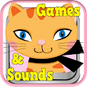 Kitten Soundboard Ad Free icon