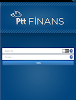 Screenshot of Cep PTT Finans