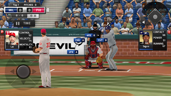 MLB Perfect Inning - screenshot thumbnail