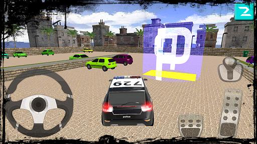 免費下載模擬APP|Police Drift Park app開箱文|APP開箱王