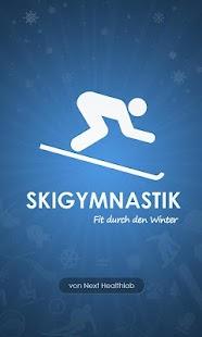 Skigymnastik Screenshot