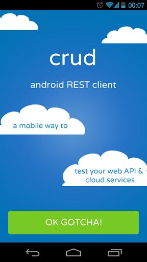 CRUD - HTTP REST Client