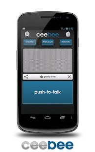 CeeBee - Walkie Talkie FREE - screenshot thumbnail