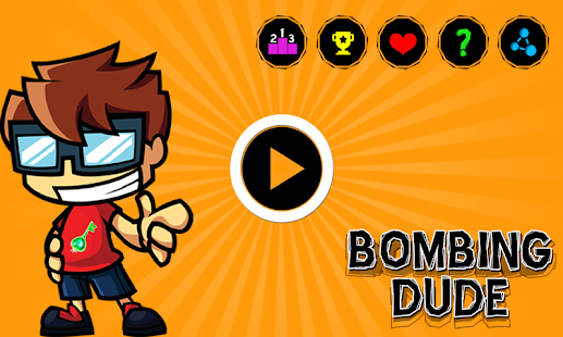 Bombing Dude- screenshot thumbnail