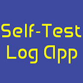 Self-Test Log App