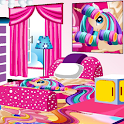 Pony Room Decoration icon