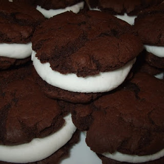 Oreo Cookies From Cake Mix.