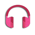 Nexmusic Pink Theme icon