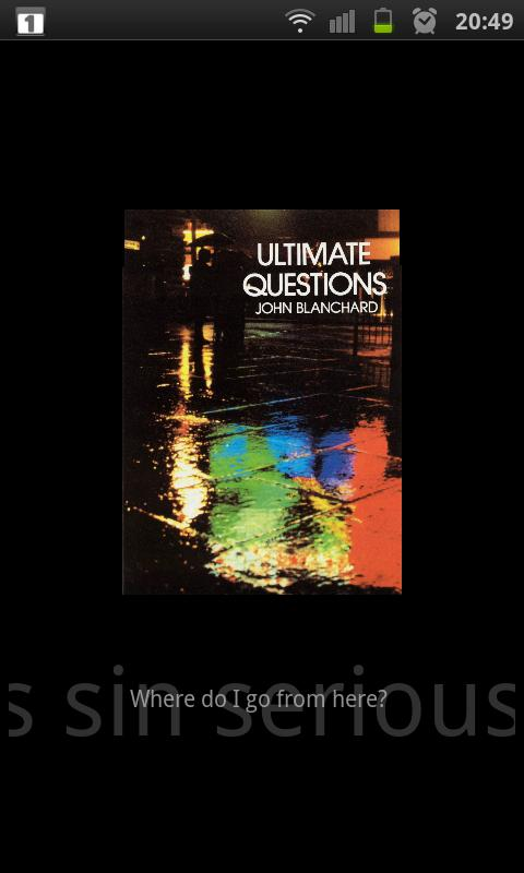 Ultimate Questions - screenshot