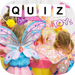 Quiz Winx Toys for PC and MAC