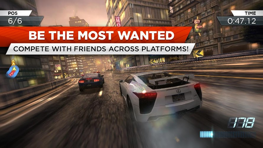 Need for Speed™ Most Wanted Apk v1.3.63