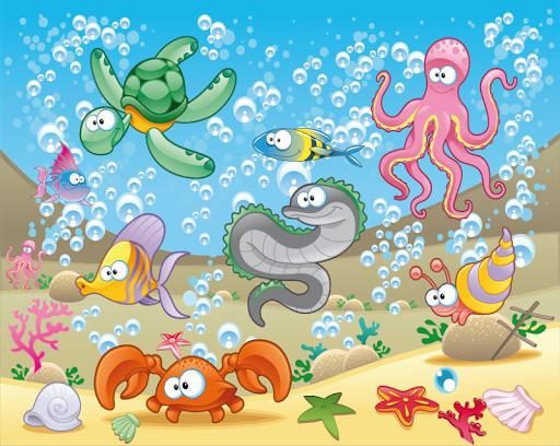 Kid Sea Animals Hidden Objects 1.0.5 screenshots 4