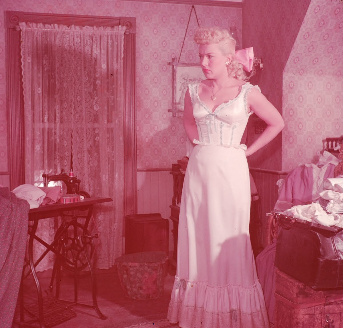 Betty Grable (Beautiful Blonde From Bashful Bend)