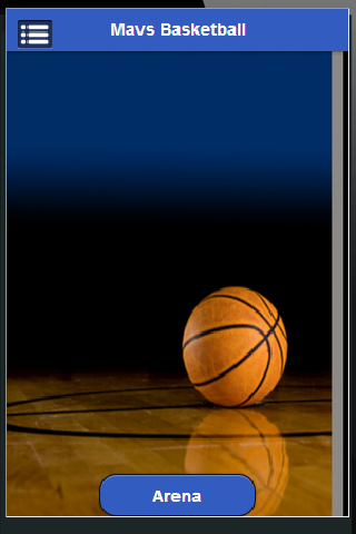 Mavericks Basketball Fan App
