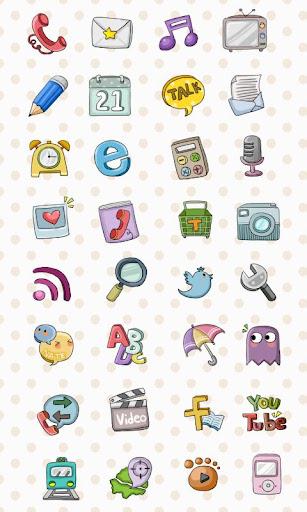 CUKI Theme illust icon