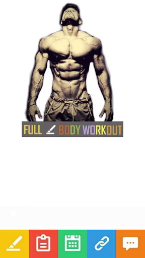Full Body bodybuiling