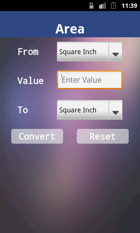 12 Unit Converter- screenshot