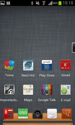 Next Launcher iOS Inspired