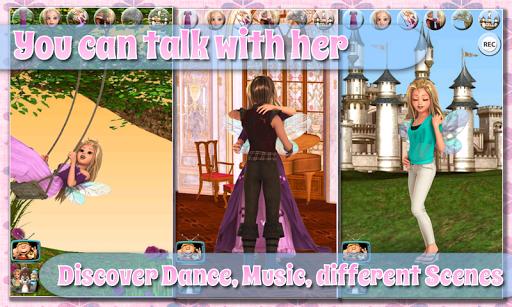 My Little Talking Princess Pro  screenshots 2