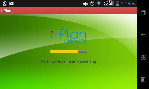 CNI i-Plan Simulation