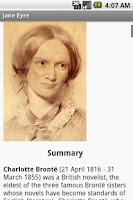 Screenshot of Jane Eyre