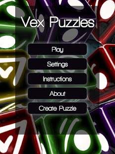 Vex Puzzles- screenshot thumbnail