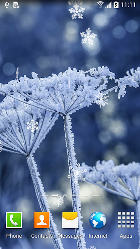 Зимние Обои screenshot