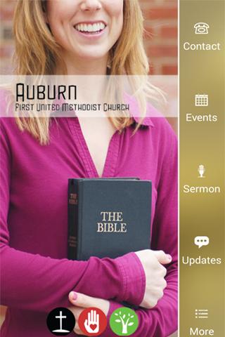 【免費生活App】Auburn First United Methodist-APP點子