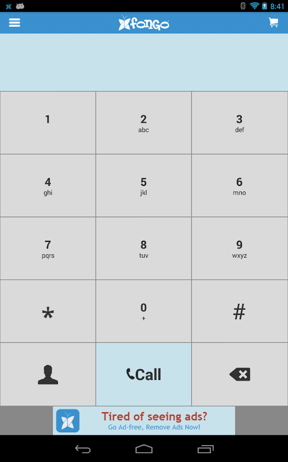 Fongo - Free Calls +Free Texts - screenshot