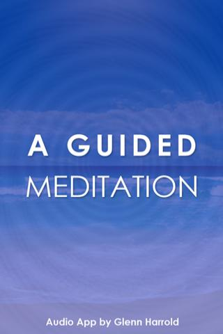 A Guided Meditation - screenshot