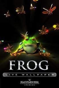 青蛙生活壁紙
