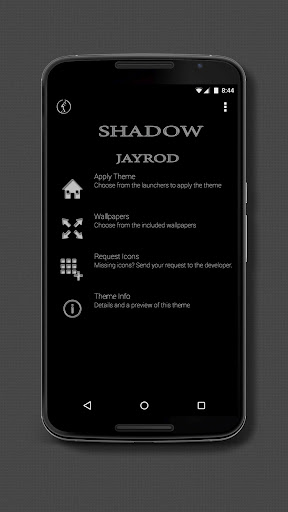 Shadow - Icon Pack