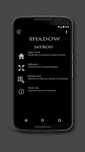 Shadow - Icon Pack v1.00