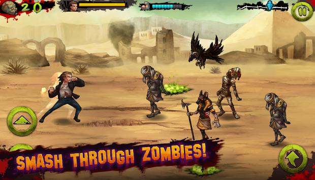 Dead Rushing apk screenshot