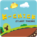 K-CHICK Theme GO Launcher EX logo