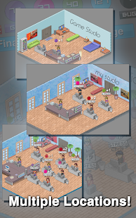 Game Studio Tycoon- screenshot thumbnail