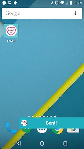 """【免費生活App】I Love You Buzz(""""我爱你""""声响信息)-APP點子"""
